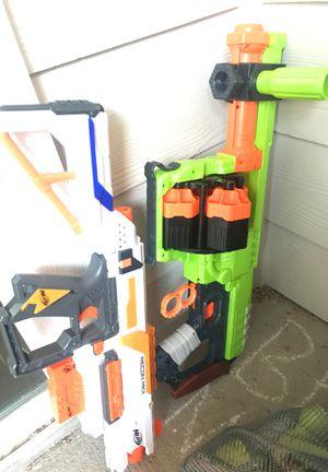 Nerf guns for Sale in Irving, TX