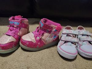 Toddler size 8 shoes for Sale in Vancouver, WA