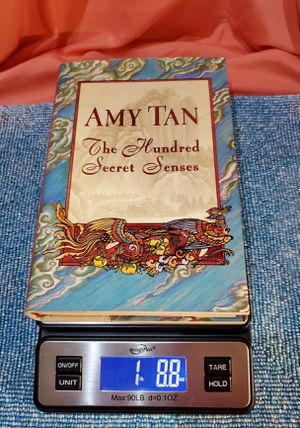 """Amy Tan Book """"The Hundred Secret Senses,"""" from 1995 for Sale in Port St. Lucie, FL"""