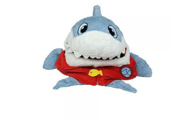 Tummy Stuffers 15 Inch Shark Clean-up Companion & Snuggly Playtime Friend Puppet for Sale in Oregon City,  OR