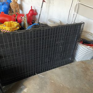 Xxl Dog Crate for Sale in Fresno, CA