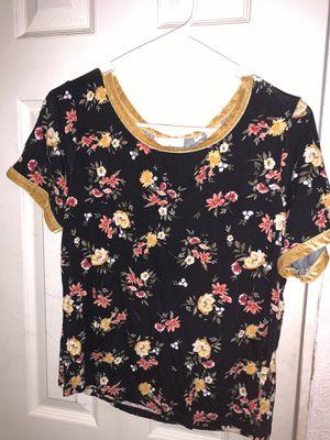 Flowered shirt for Sale in Huntington Beach, CA