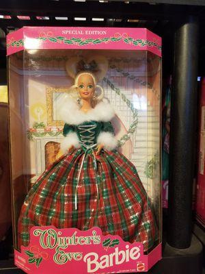 Winter Eve Barbie for Sale in Mesa, AZ