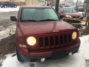 2015 Jeep Patriot for Sale in Dearborn, MI