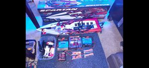 Traxxas spartan complete for Sale in Dade City, FL