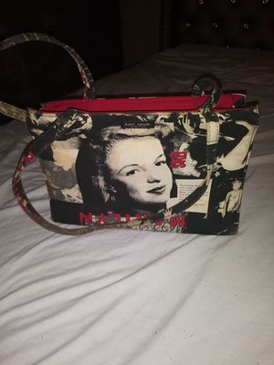 Marilyn Monroe Purse for Sale in Dallas, TX