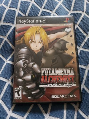 FMA PS2 Video Game for Sale in Fairfax, VA