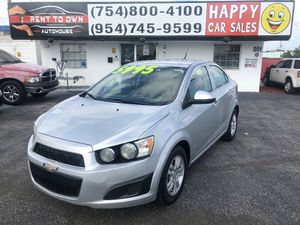 2014 Chevy Sonic for Sale in Fort Lauderdale , FL