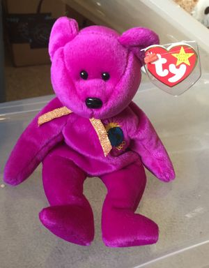 Original Beanie Babies Millennium with tag proctor for Sale in Lake Elmo, MN