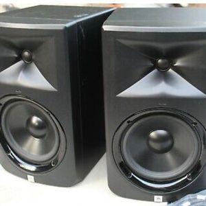 JBL 308P Mk II Pair Studio Monitors for Sale in Milwaukie, OR