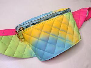 Rainbow Fanny Pack / Waist Bag for Sale in Las Vegas, NV