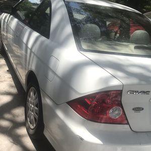 Honda Civic 1,600 Obo for Sale in Tampa, FL
