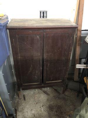 Antique cabinet for Sale in Leesburg, VA