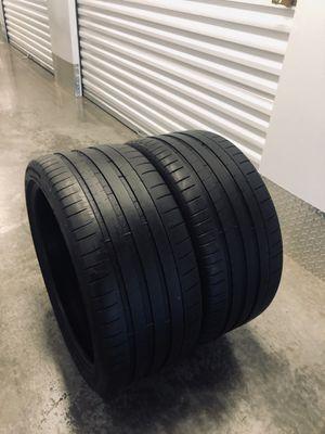 275/35zr20 Michelin Pilot Super Sport Tires for Sale in Manassas, VA