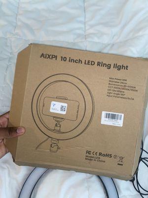 LED ring light for Sale in Hopkins, MN