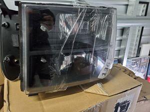 2007-2013 gmc Sierra pickup truck headlights for Sale in Roy, WA