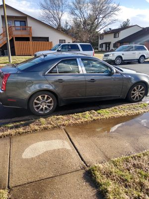 2008 Cadillac CTS sports edition for Sale in Alexandria, VA