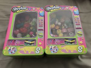 Shopkins tin boxes for Sale in Tampa, FL