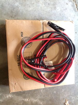 Auto Jumper Cables for Sale in Bettendorf, IA