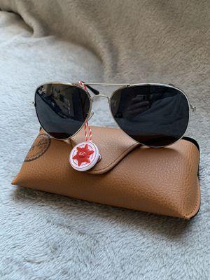Aviators black/Silver Sunglasses for Sale in San Francisco, CA