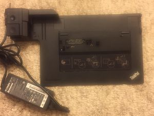 ThinkPad docking station. for Sale in Little Rock, AR