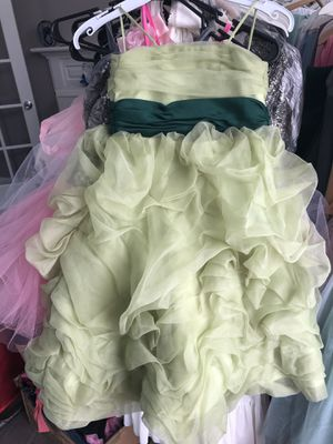 Flower girl dress 3 years for Sale in Naperville, IL