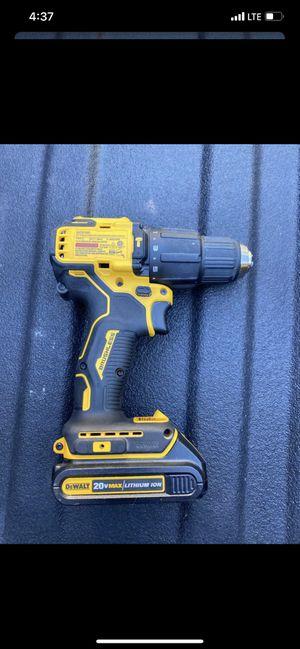 DeWalt 20 V Brushless drill for Sale in Irvine, CA