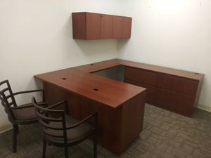 Like new office desk for Sale in Bellevue, WA