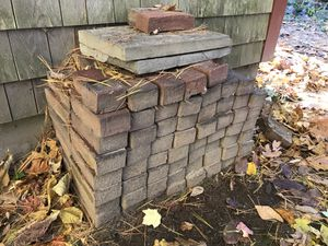 Red Bricks approx. 120 for Sale in Norfolk, MA