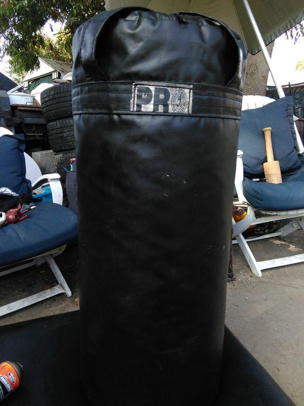 Pro Boxing Equipment Punching bag