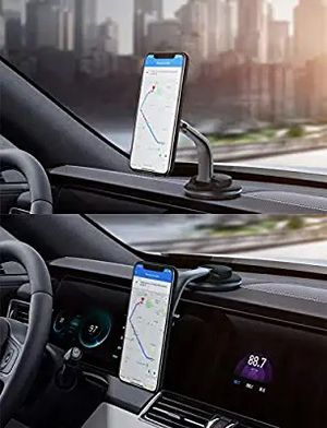 AUKEY Cell Phone Holder for Car 360 Degree Rotation Dashboard Magnetic Phone Mount for Sale in Altamonte Springs, FL