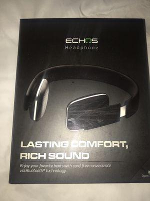 ECHOS BLUETOOTH HEADPHONES for Sale in Las Vegas, NV