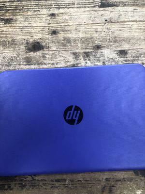 Hp Stream Laptop 14-ax0xx for Sale in Tampa, FL