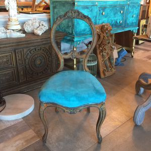 Vintage Upcycled Decorative Chair for Sale in Stuart, FL