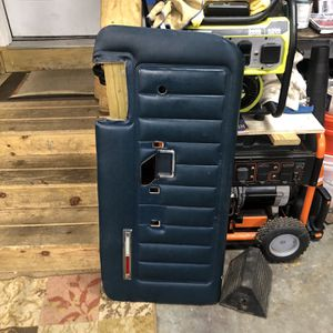 1969 Mercury Cougar Door Panel Oem Blue for Sale in Bridgewater, MA