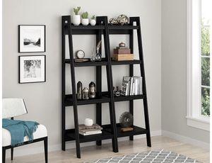 4 shelf ladder bookcase bundle for Sale in Issaquah, WA