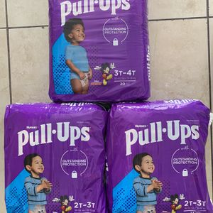 Huggies Diapers Pull Up 3 for $20 for Sale in Las Vegas, NV