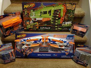 Nerf guns bundle for Sale in Nashville, TN