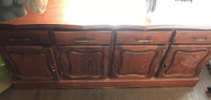 Antique dining cabinet for Sale in Chicago, IL
