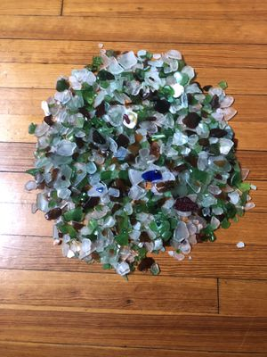 Genuine sea glass collection for Sale in Yonkers, NY