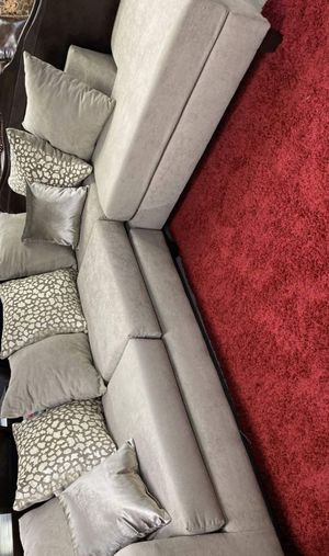 Sectional gray for Sale in Houston, TX
