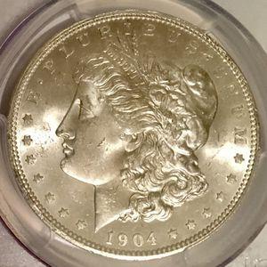 1904 O Morgan Silver Dollar for Sale in Laurel, MD