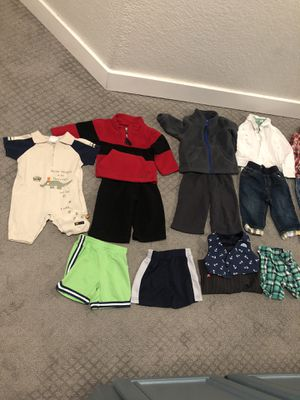 Baby boy clothes for Sale in Vista, CA