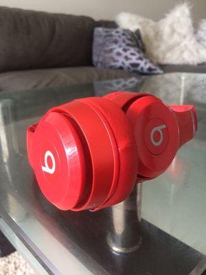 BEATS SOLO HEADPHONES for Sale in Manassas, VA