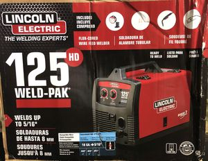 Lincoln 125 Welder for Sale in Los Angeles, CA