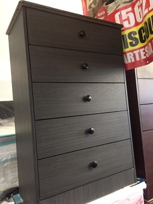 5 drawers chests dresser any colors new for Sale in Long Beach, CA
