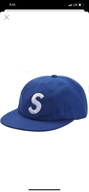 Supreme Wool S logo Hate Navy for Sale in Rowland Heights, CA