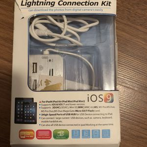 ios Lightening Connection Kit for Sale in Ponchatoula, LA