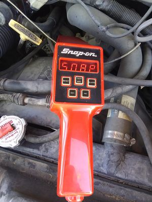 SnapOn Digital Tach/Advance Timing Light for Sale in Las Vegas, NV