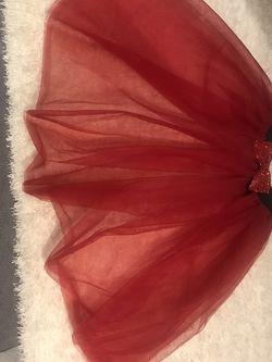 Tulle Skirt Red Size S-L for Sale in Arlington,  VA